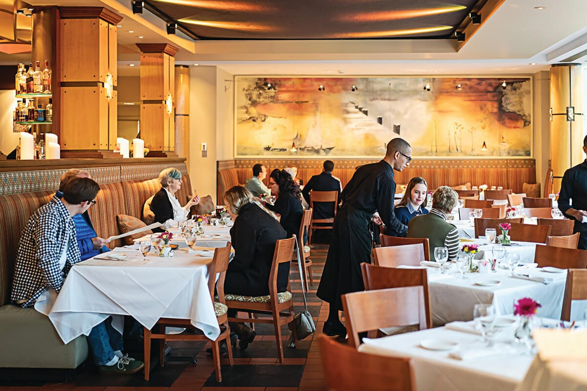Things To Look For When Dining Inside A Restaurant