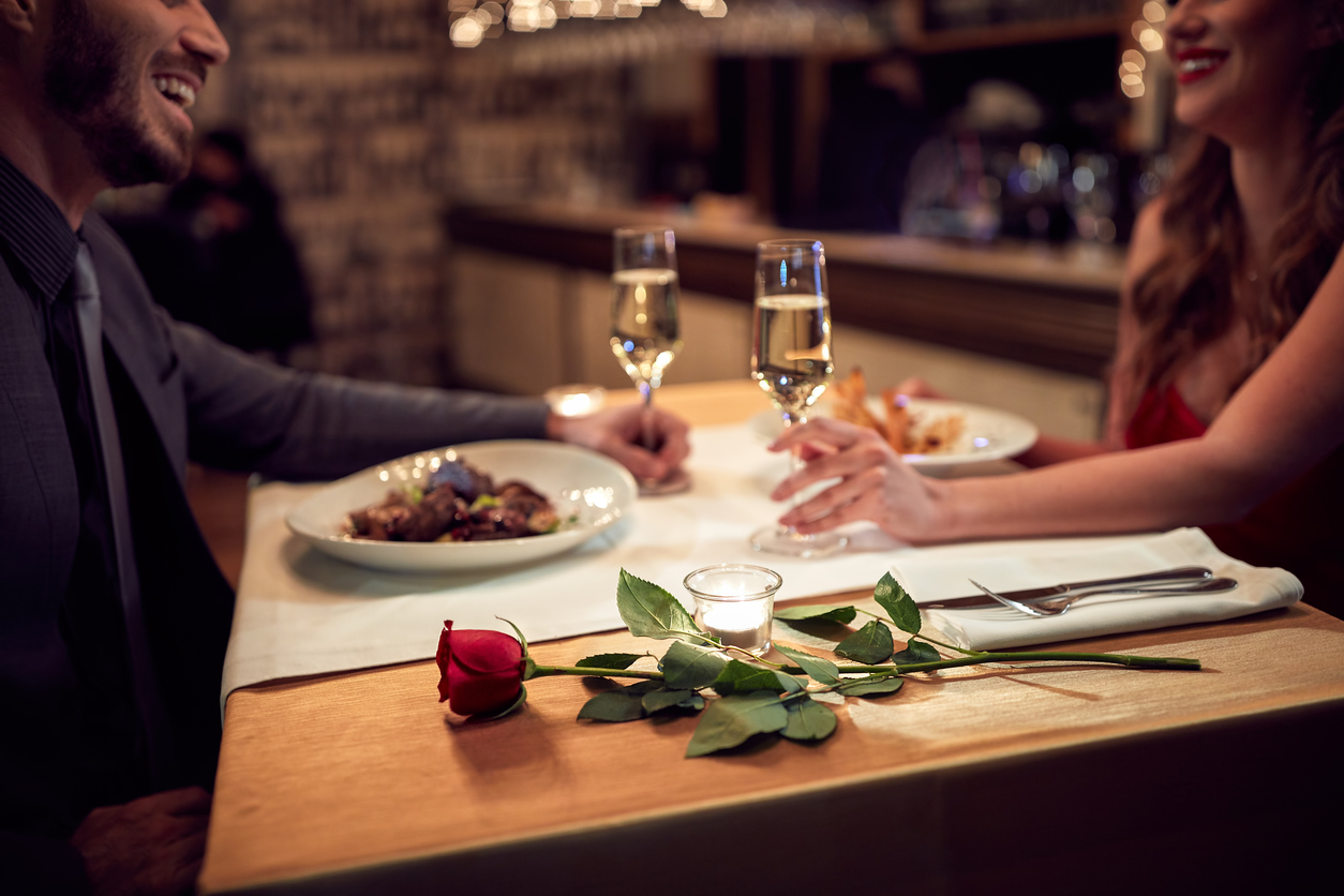 Dinner For Valentine's – The Exotic Dish For Any Romantic Occasion!